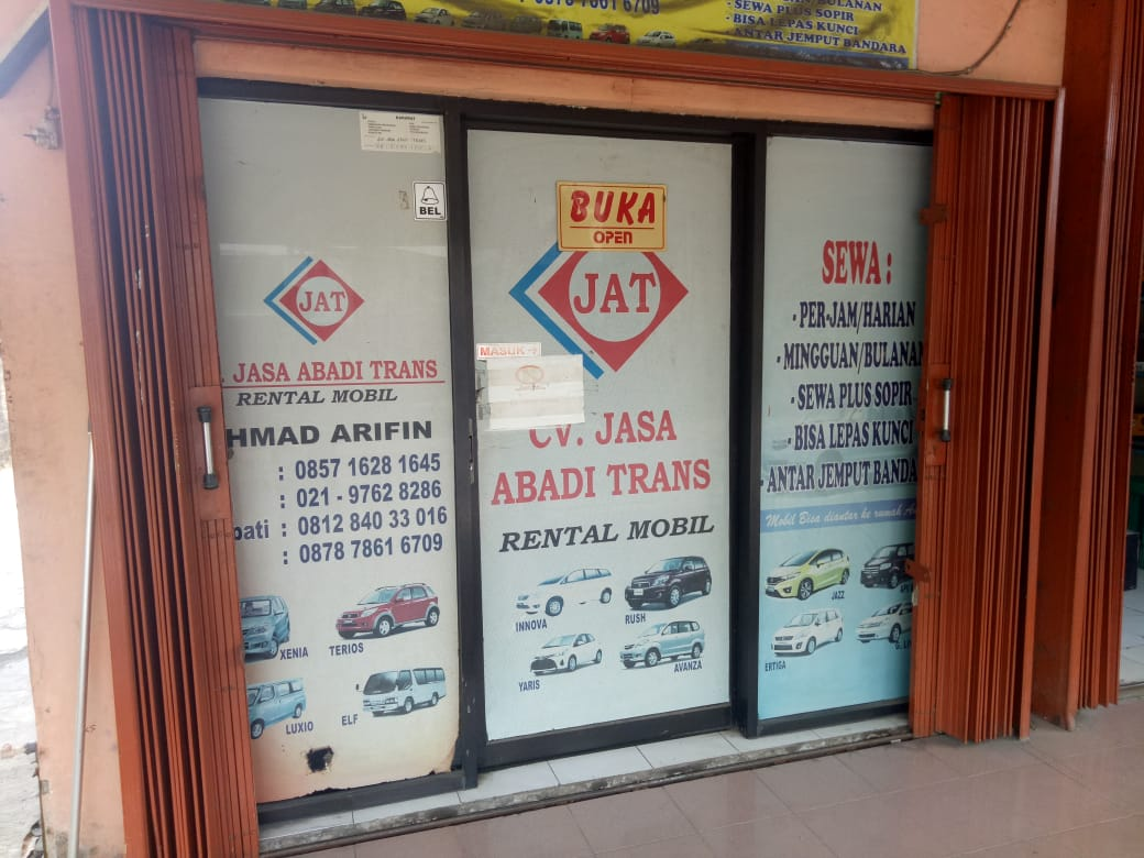 Sewa Mobil Bulanan Di Bekasi Timur